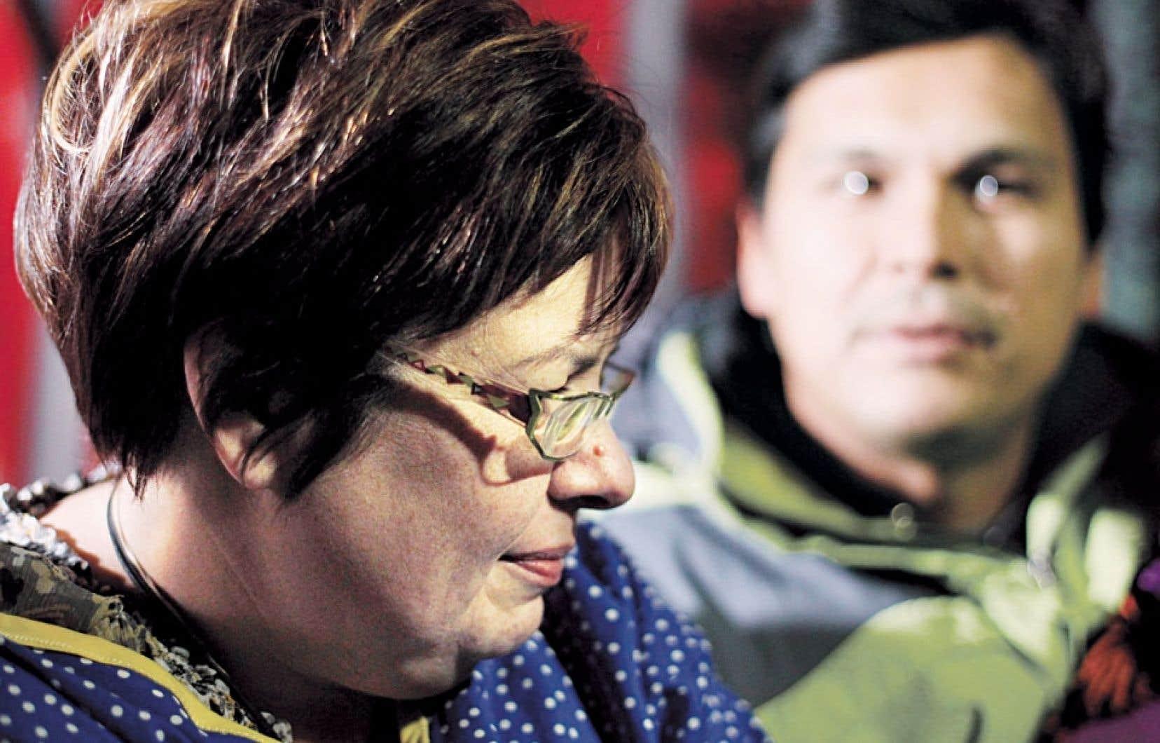 Theresa Spence mène, depuis le 11 décembre dernier, une grève de la faim pour dénoncer les conditions de vie des autochtones.