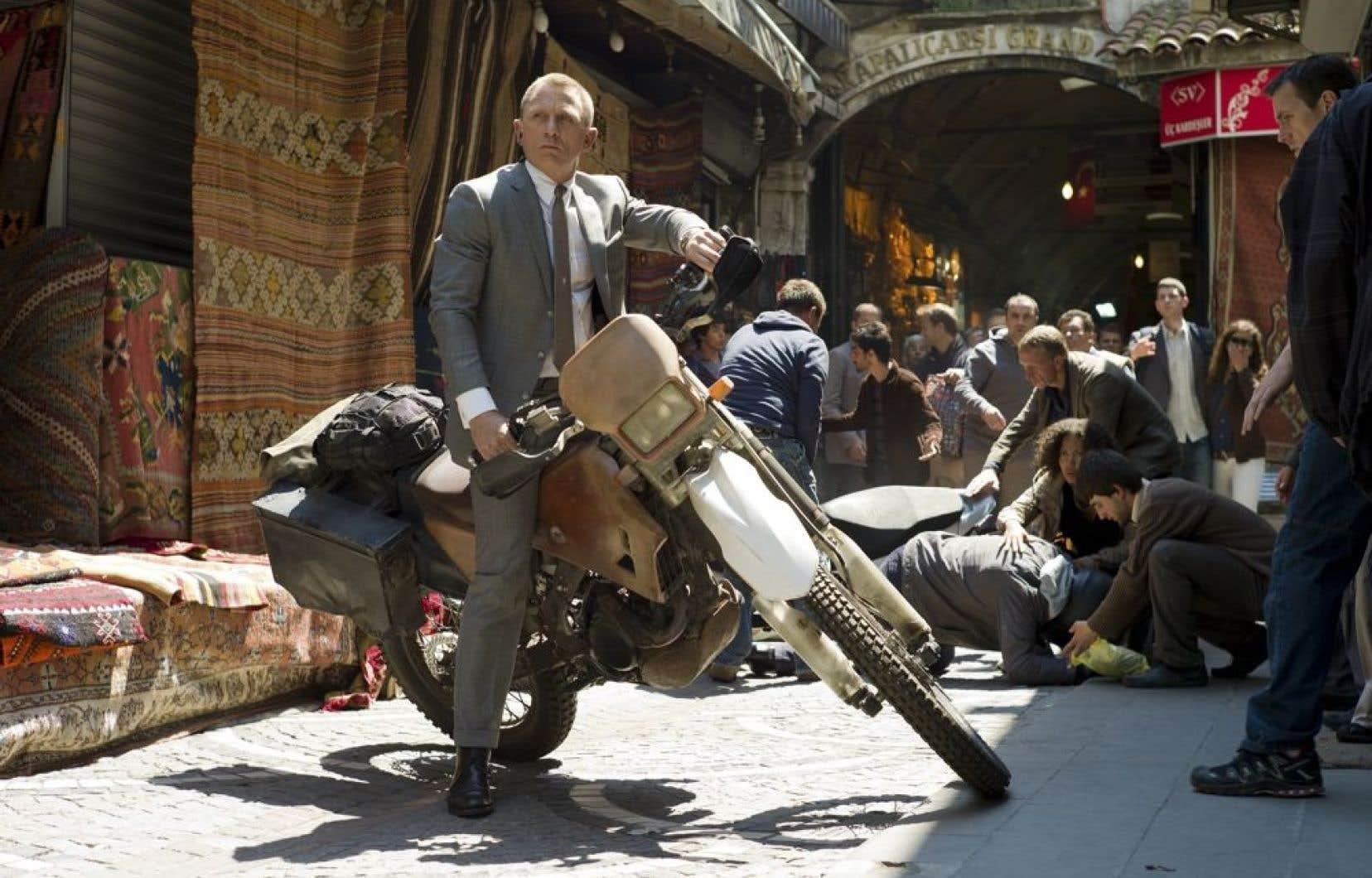 Le meilleur blockbuster: Skyfall, le dernier James Bond