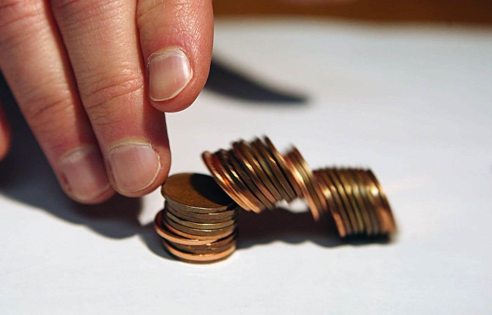 La Monnaie royale canadienne commencera à rassembler les pièces d'un cent le 4 février pour les fondre et les recycler.