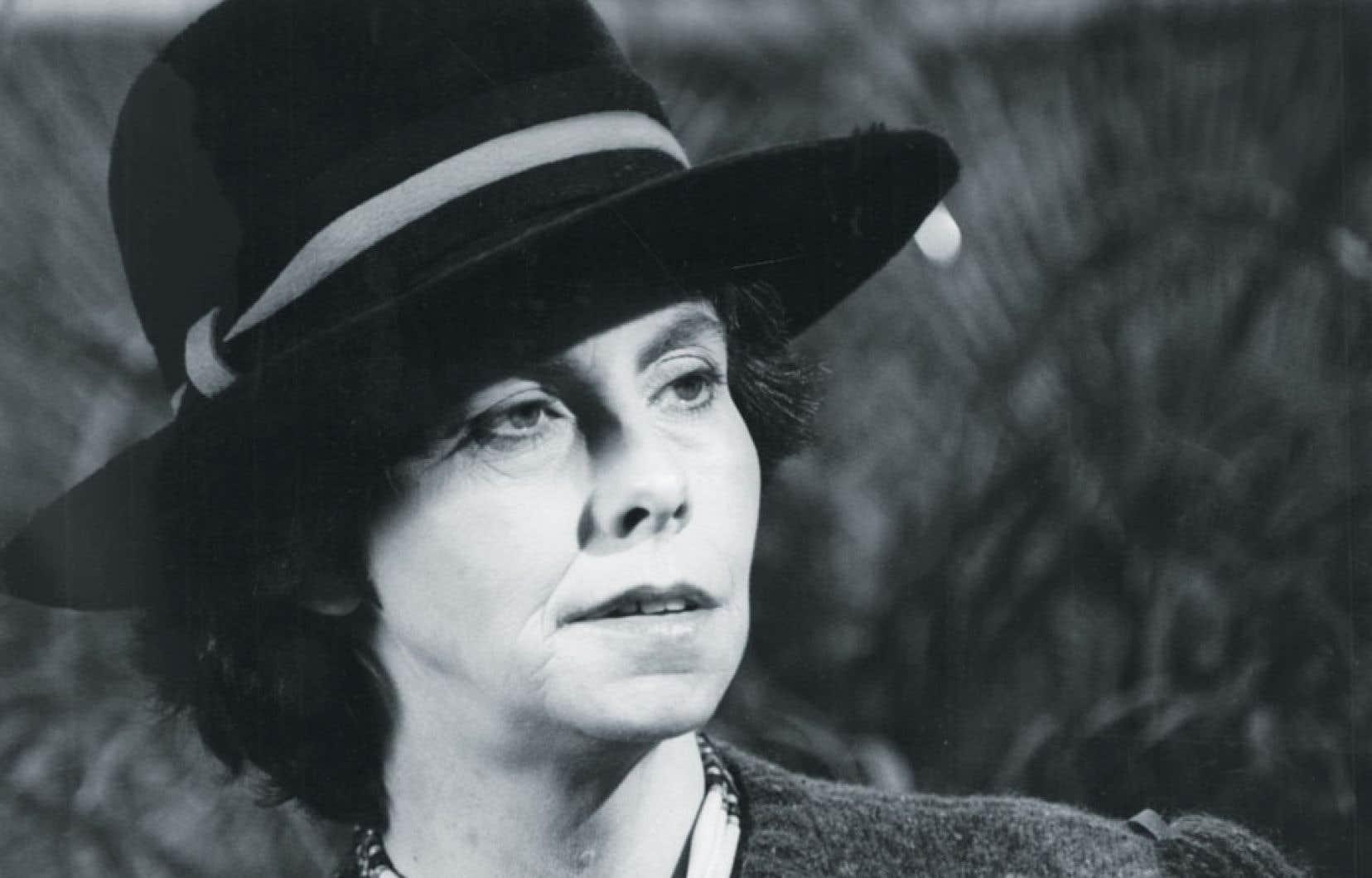<div> Jovette Marchessault en 1983</div>