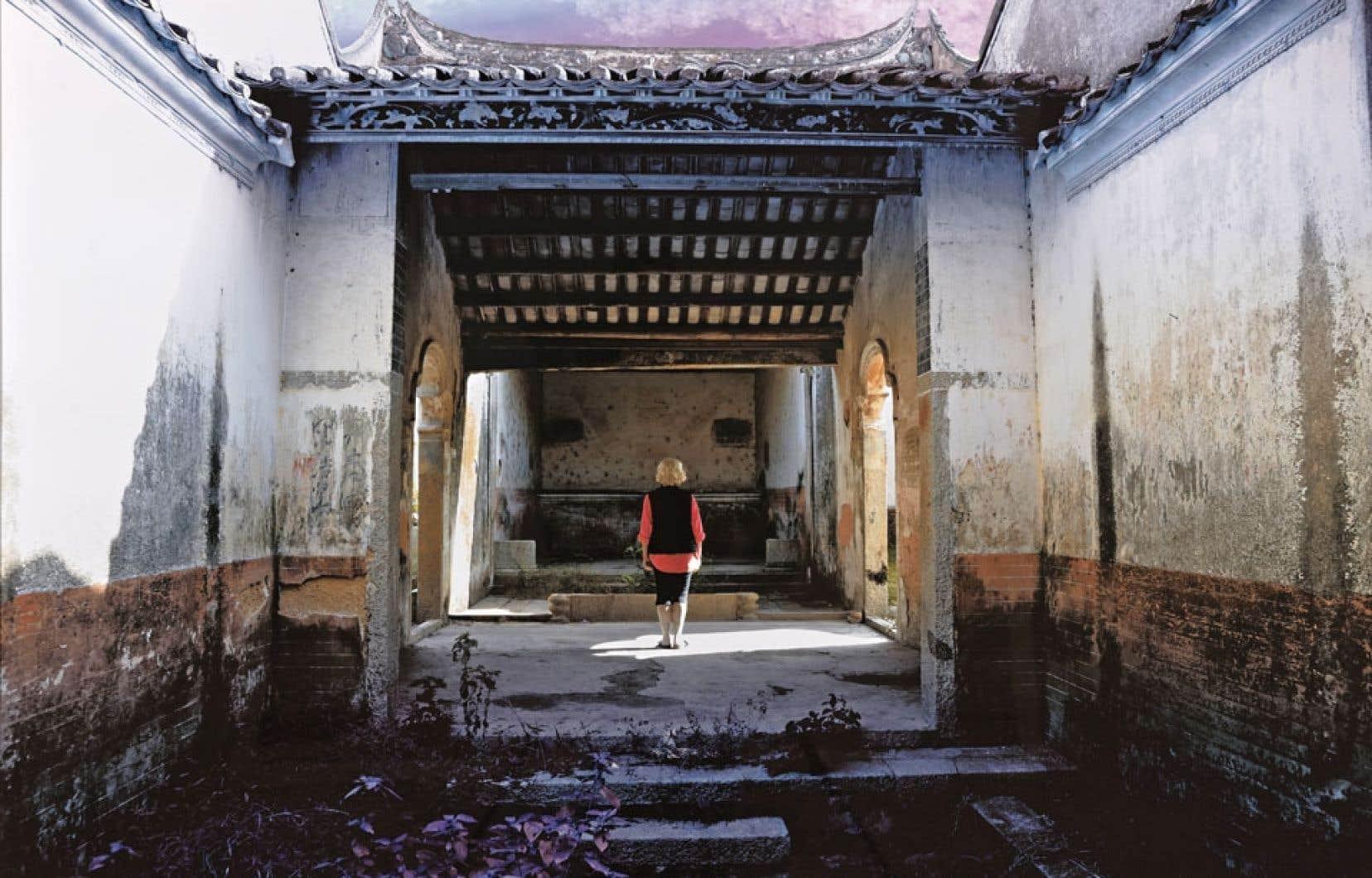 Bonnie Baxter, Guanlan: Terrace de la série China Jane, 2011, épreuve numérique, MNBAQ