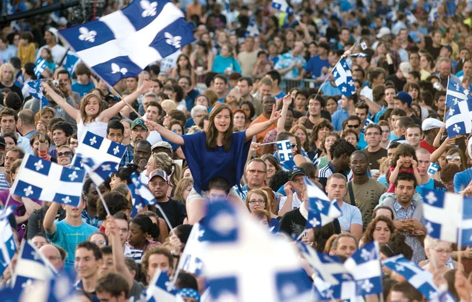 La nation québécoise arrive à la croisée des chemins relativement à la question de son existence. Le temps n'est donc plus aux tergiversations idéologiques, aux utopies compensatoires, qu'elles soient de gauche ou de droite.