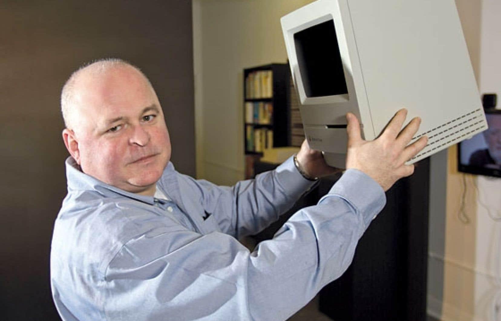 « Après San Francisco, si une autre ville mérite de faire vivre un musée de l'informatique », c'est bien Montréal, estime Marc-André Léger, conservateur de l'iMusée.