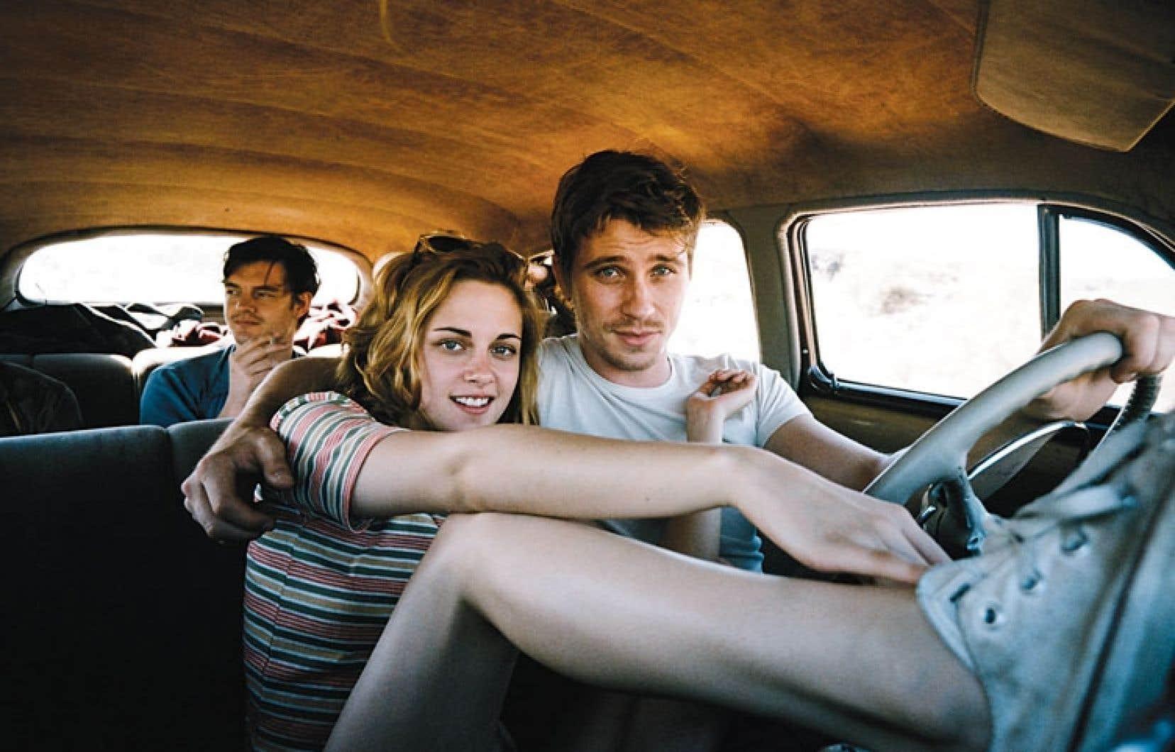 On the Road est le récit un peu romancé d'un voyage de Jack Kerouac.