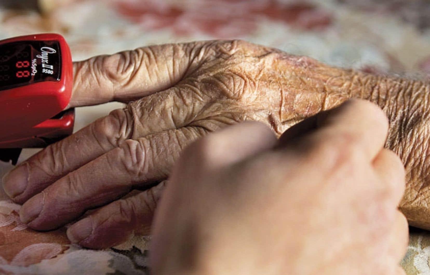 Il reste encore bien des étapes à franchir avant qu'un mourant puisse demander l'euthanasie.