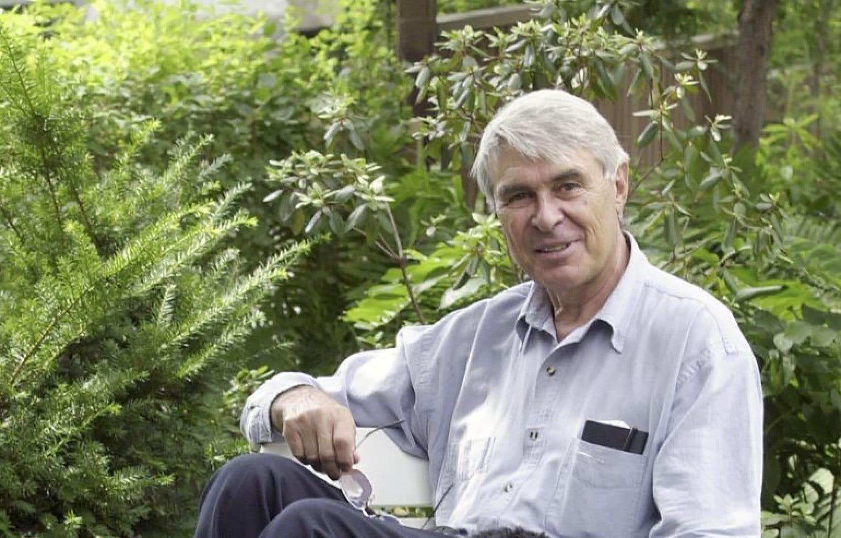 Richard Garneau, un monument du journalisme sportif et de la télévision au Québec