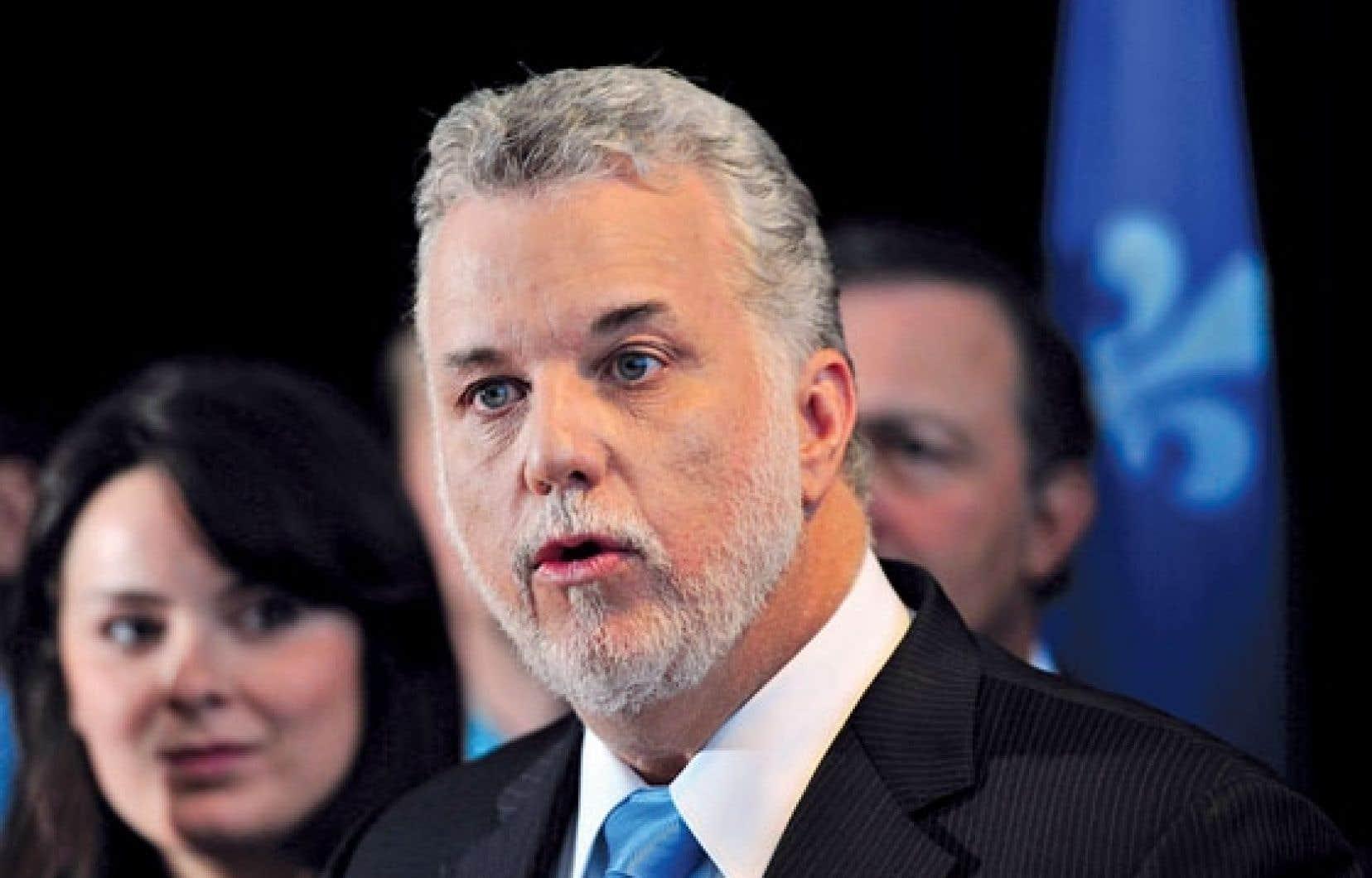 Pour Philippe Couillard, « quelque chose de profond » a changé lors de la ratification, en 1982, de la Constitution sans l'accord du Québec.