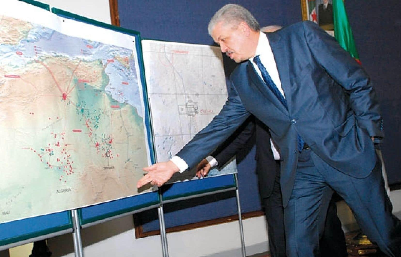 <div> Le premier ministre alg&eacute;rien, Abdelmalek Sellal</div>