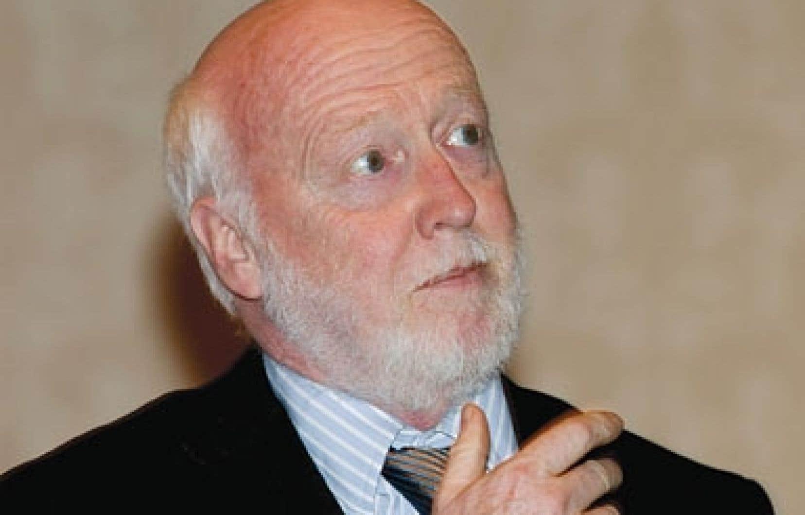 Le président de Pétrolia, André Proulx
