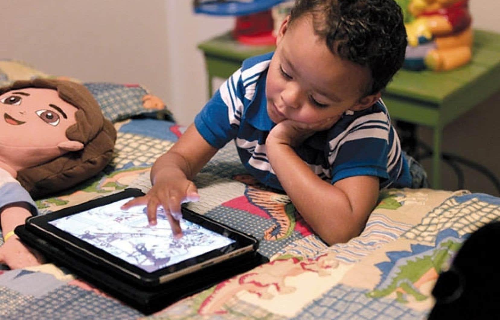 <div> Avant six ans, la possession d&rsquo;une console ou d&rsquo;une tablette personnelle pr&eacute;sente plus de risques que d&rsquo;avantages.</div>