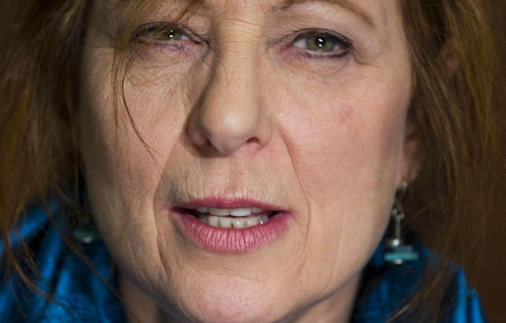 La campagne publique dévoilée mercredi s'intitule «Je suis Michèle», du nom de Michèle St-Pierre, femme atteinte d'un cancer de l'ovaire.