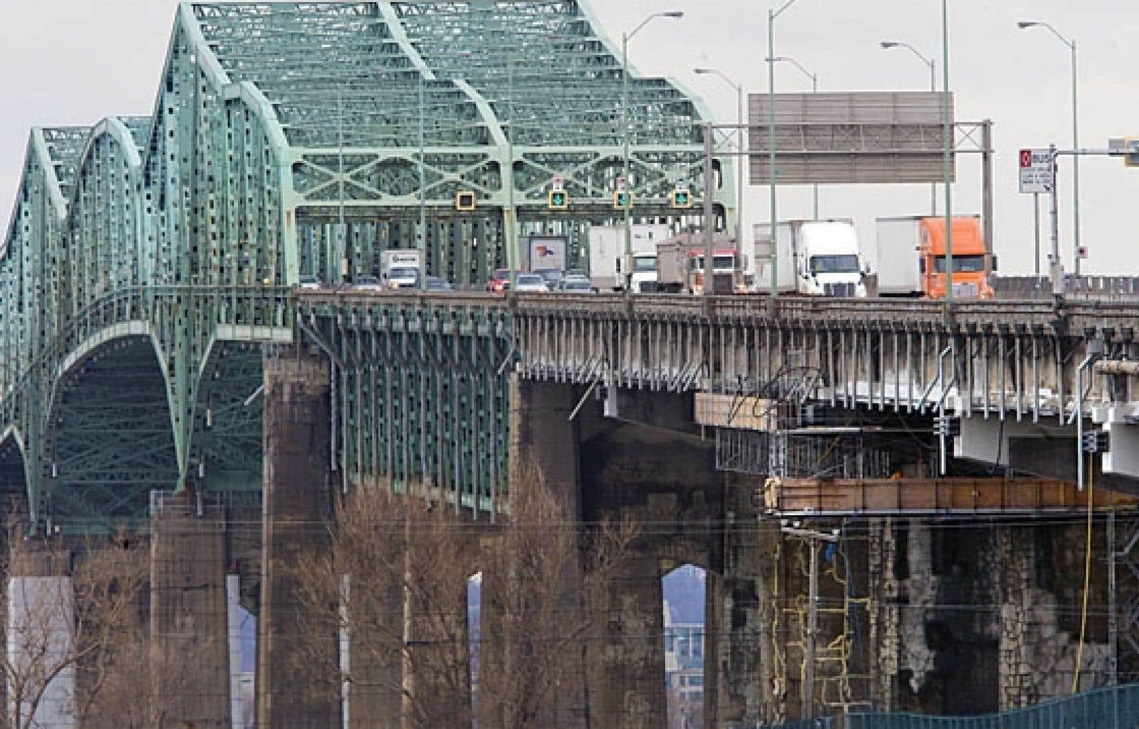La reconstruction du pont Champlain pourrait permettre la réalisation d'autres travaux en périphérie de la structure.