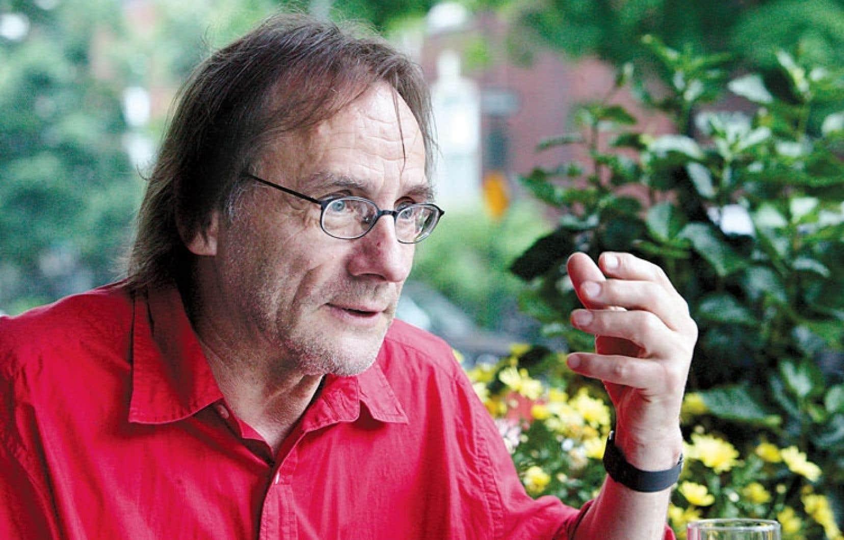 Yvon Rivard a enseigné durant 35 ans la littérature à McGill - en particulier la création littéraire.