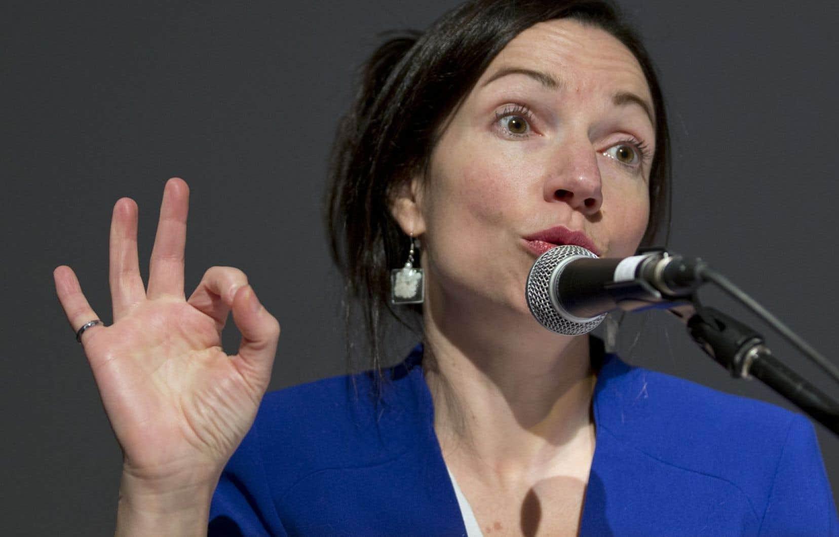 Dans le cadre du forum Pour que le Québec ait meilleure mine, la ministre Martine Ouellet a offert certaines précisions sur les grands éléments qui se retrouveront dans cette nouvelle tentative de revoir l'actuelle Loi sur les mines.
