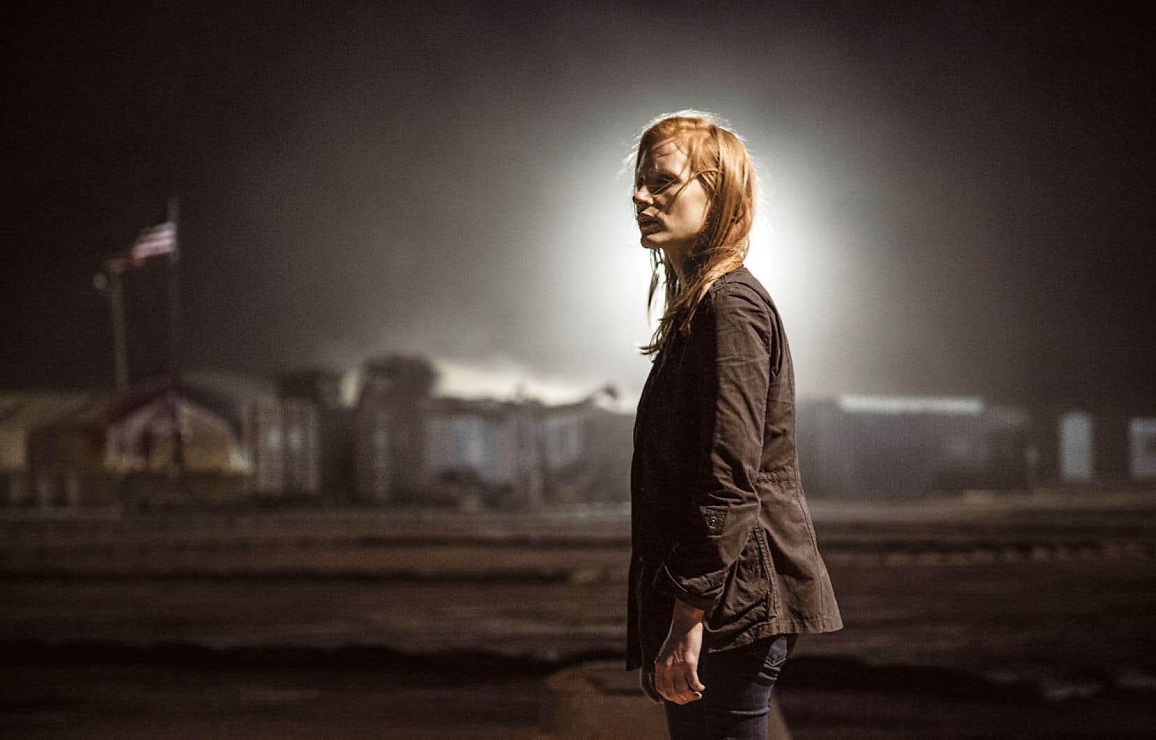 Une scène du film Zero Dark Thirty de Kathryn Bigelow