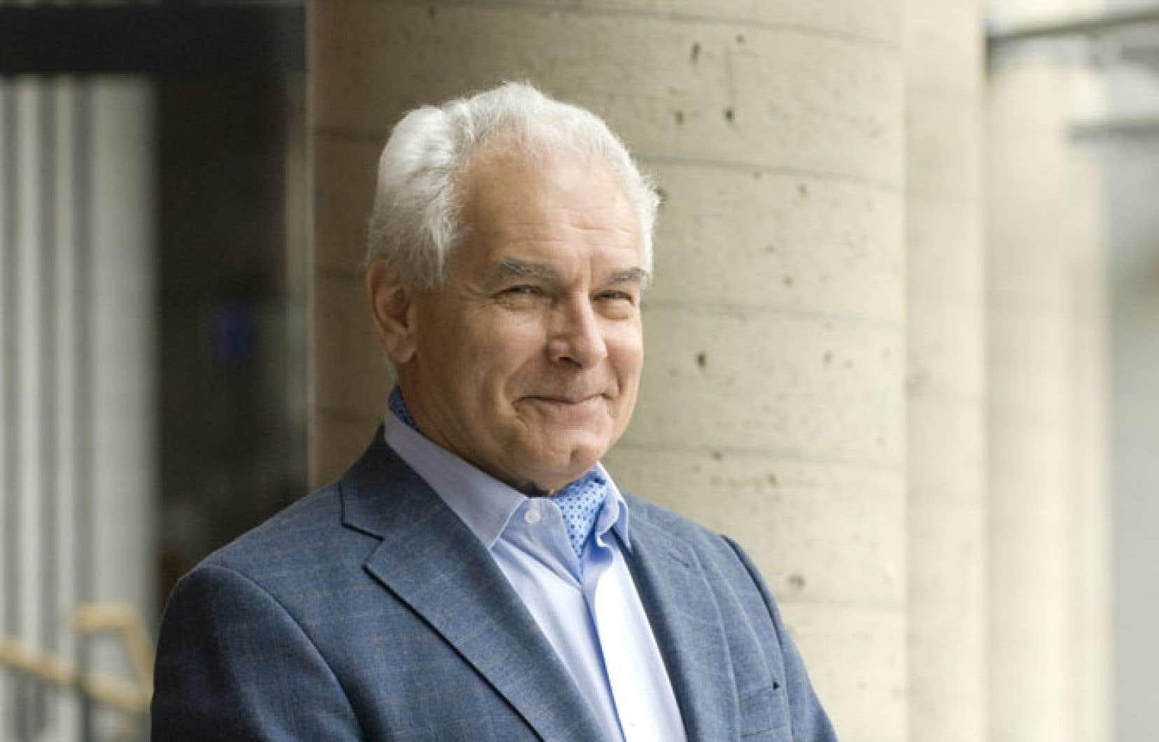 Dorval Brunelle est directeur de l'IEIM et professeur au département de sociologie de l'Université du Québec à Montréal.