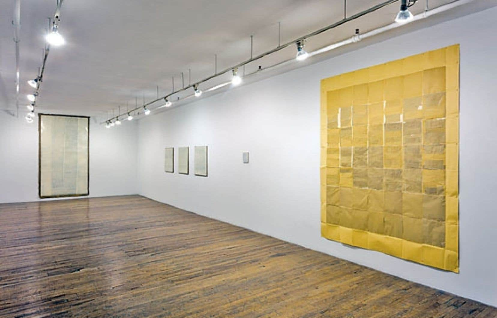 La série fut pour la première fois exposée en 1978 au centre Véhicule Art à Montréal puis, en 1986, à Rome.