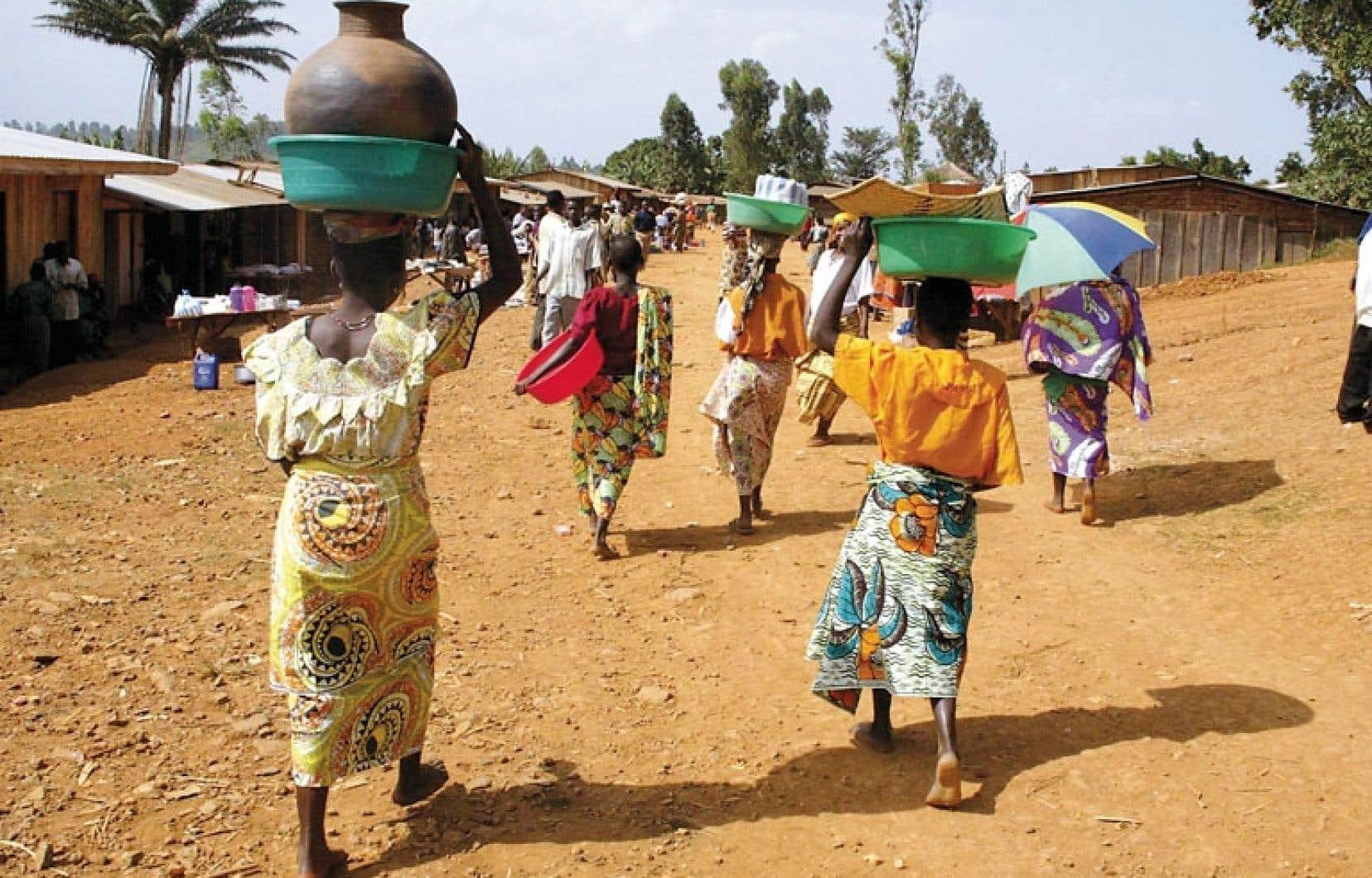 En République démocratique du Congo, environ 40 % de la population serait francophone.