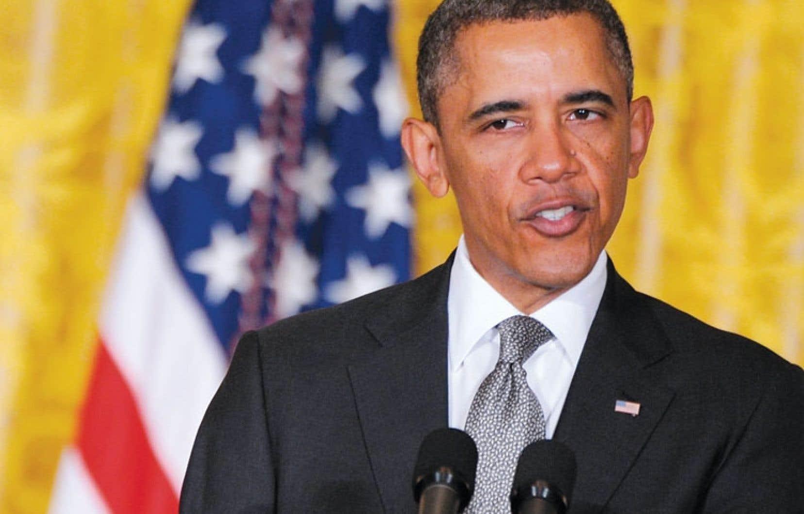Barack Obama se dit «raisonnablement optimiste» d'en venir à un accord avec l'Union européenne.