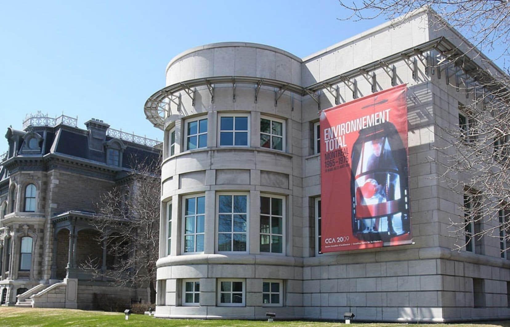 Le Centre canadien d'architecture (CCA)