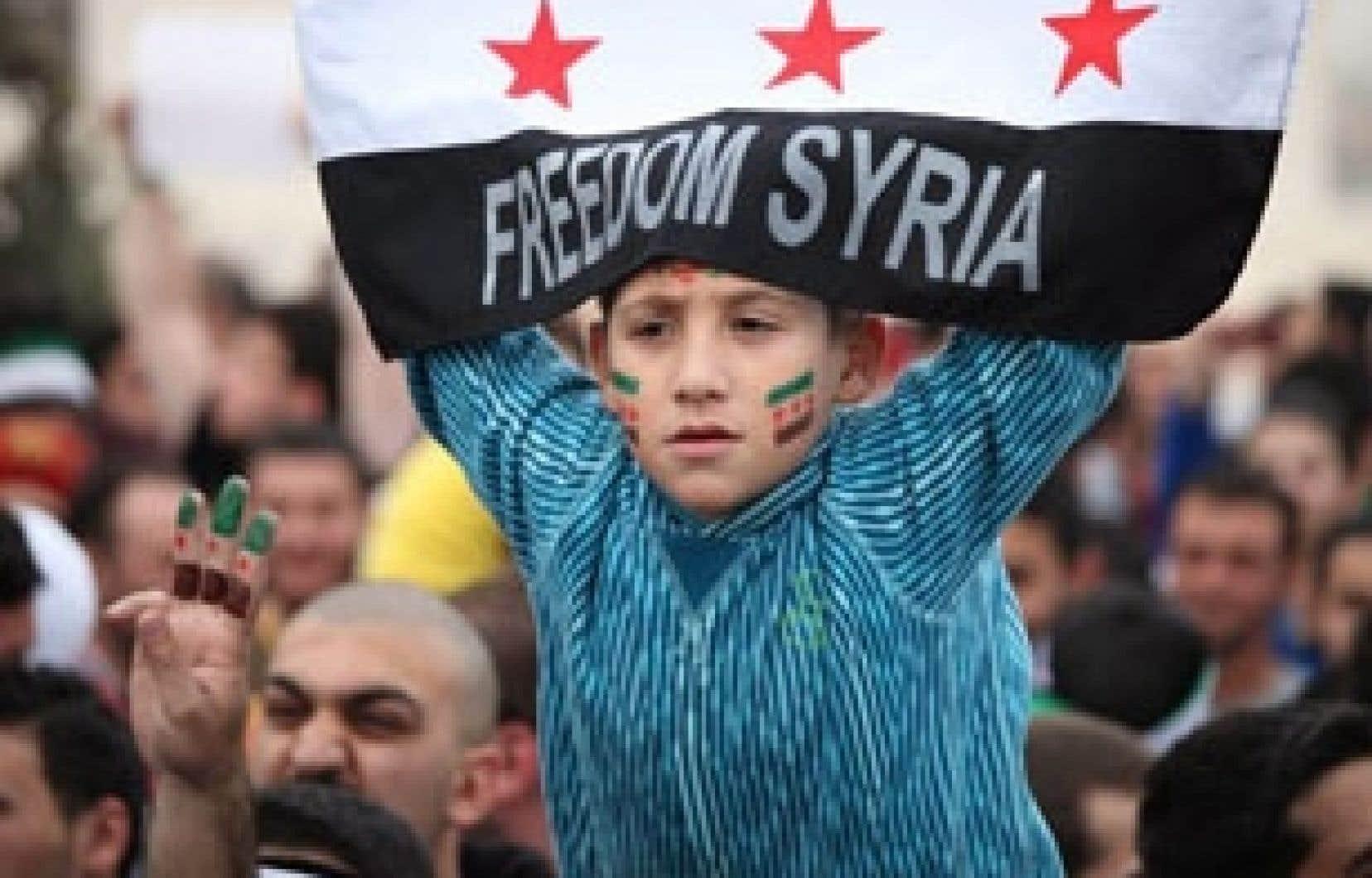Le centre régional de CIC situé à Damas a dû fermer ses portes précipitamment en janvier 2012 à cause de la guerre en Syrie.