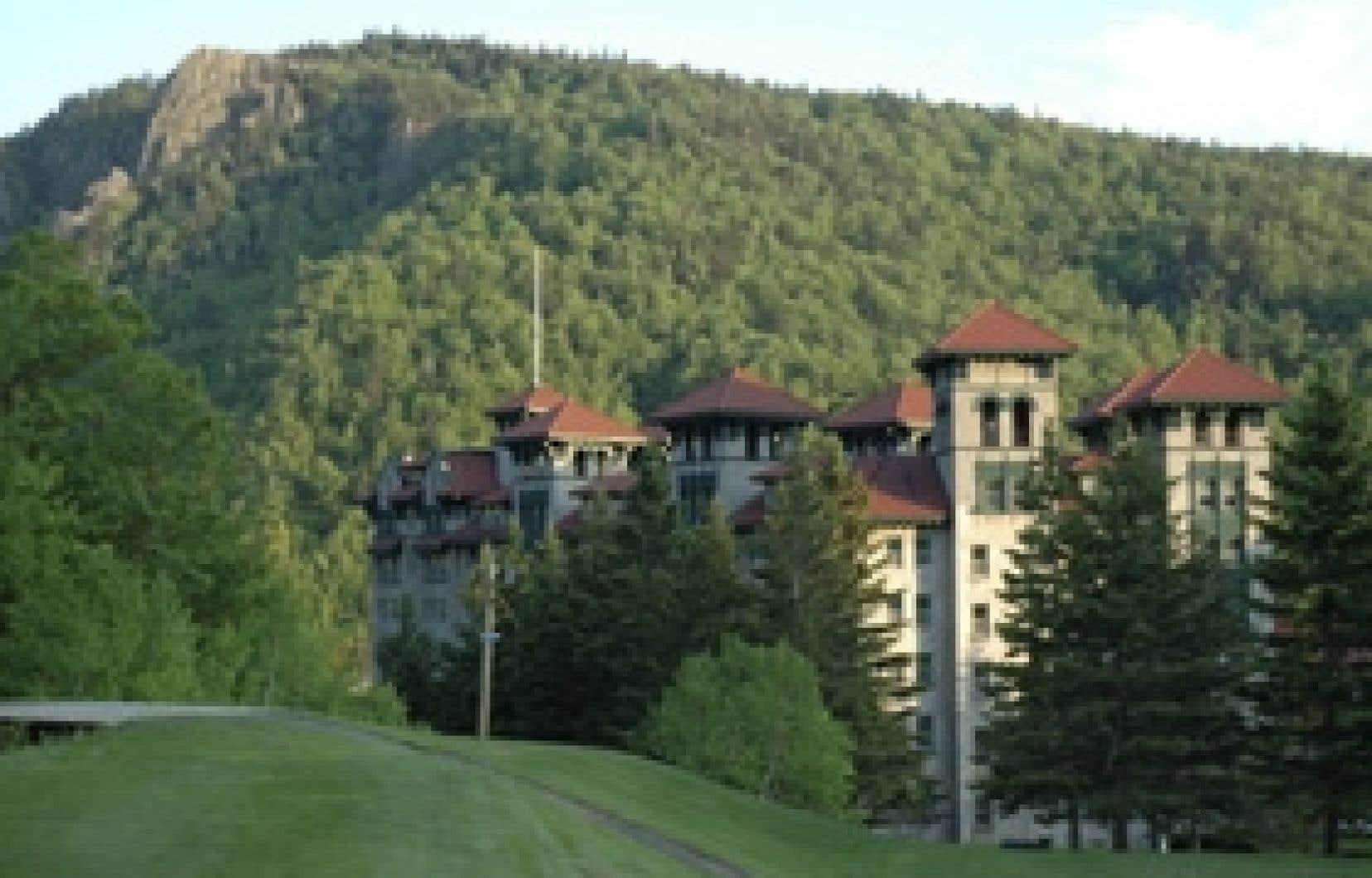 The Balsams Grand Resort Hotel, à Dixville Notch