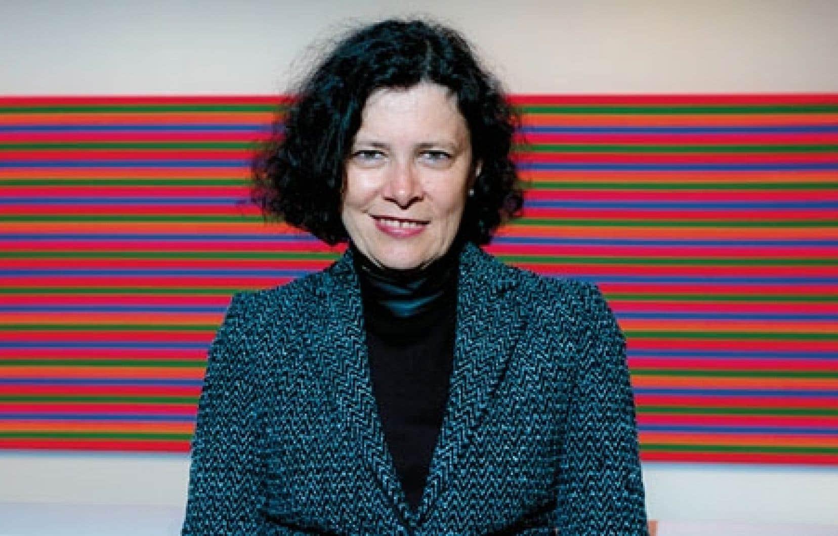 Paulette Gagnon a présenté sa démission lundi.