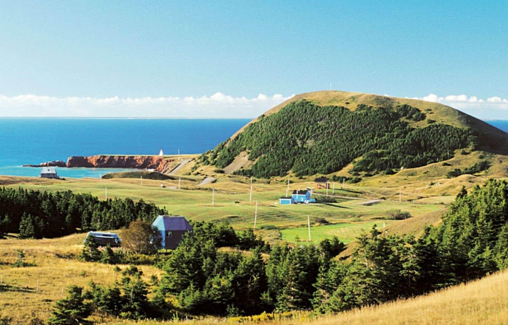 Le potentiel gazier et pétrolier des îles de la Madeleine reste à être établi.