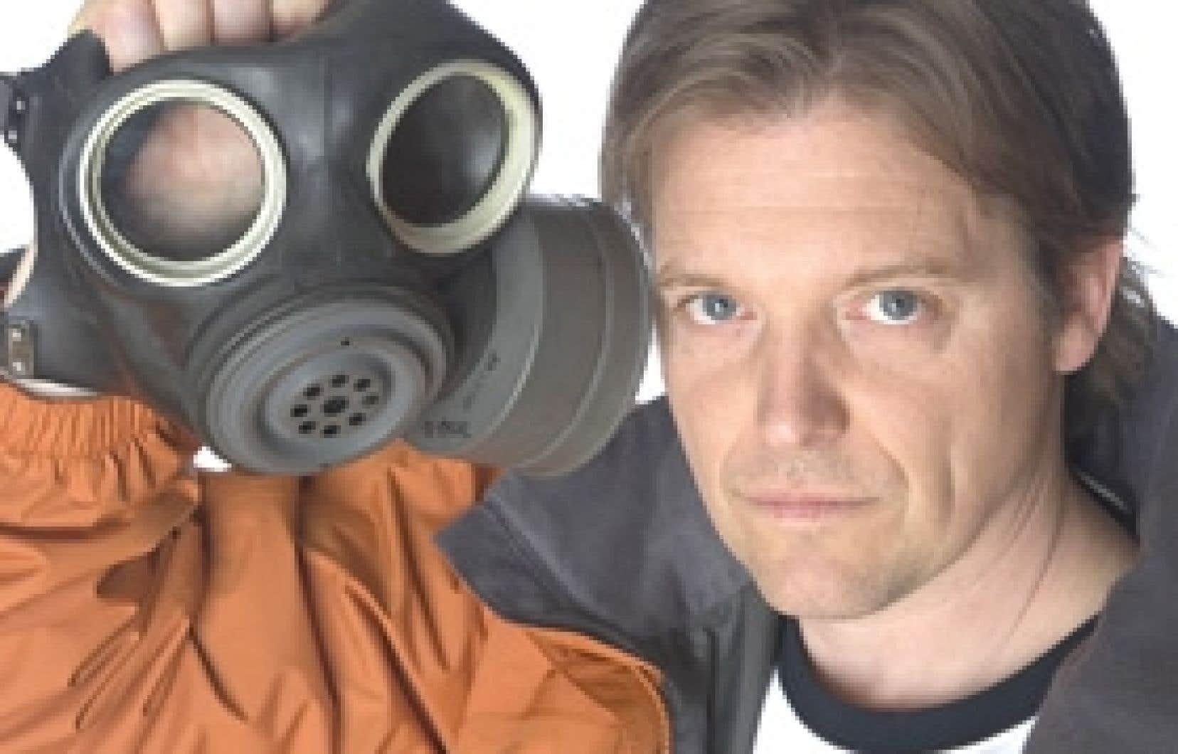 Vincent Graton animera la série Toxique cet automne.
