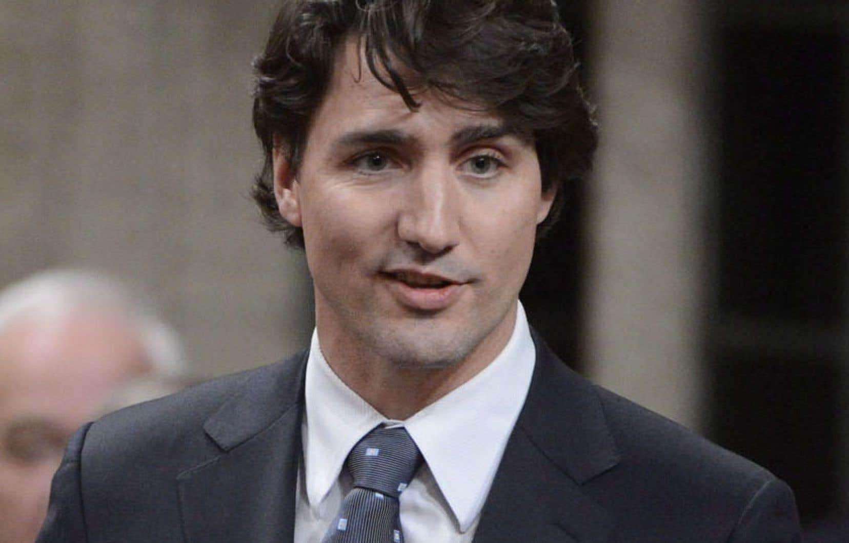 Justin Trudeau suggère de changer la façon dont les députés peuvent faire des déclarations à la Chambre des communes.