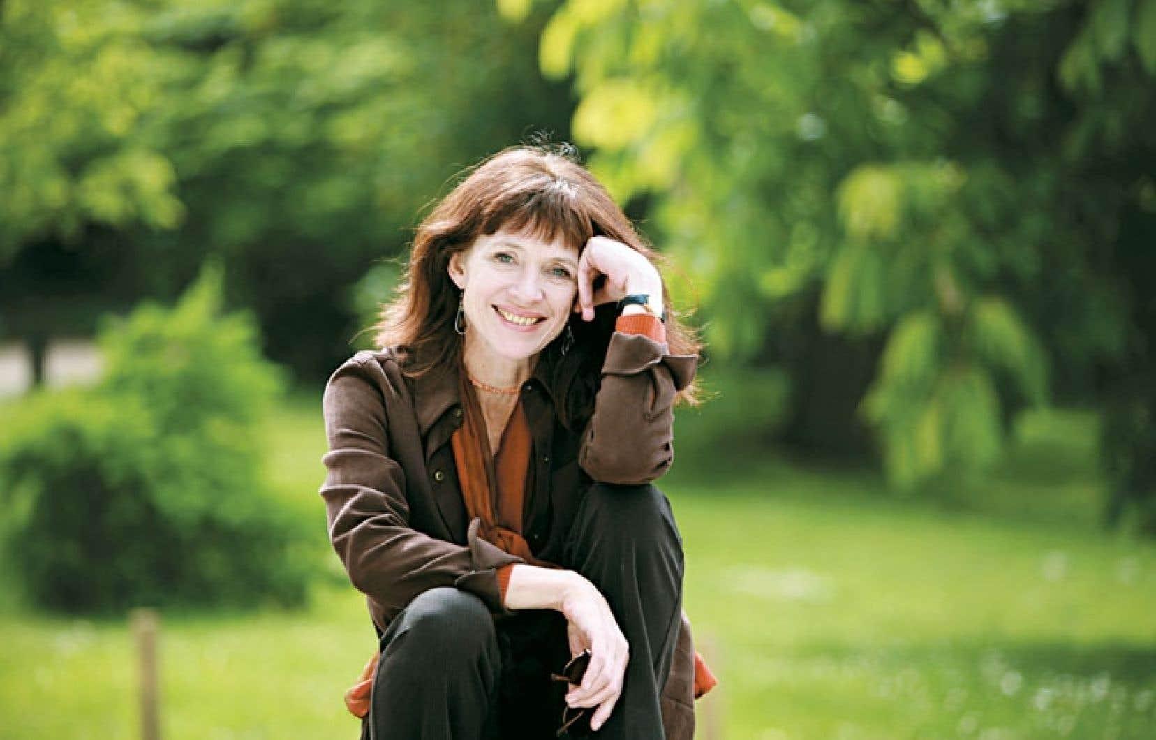 Nancy Huston a étudié dans une école Waldorf au New Hampshire après avoir quitté Calgary.