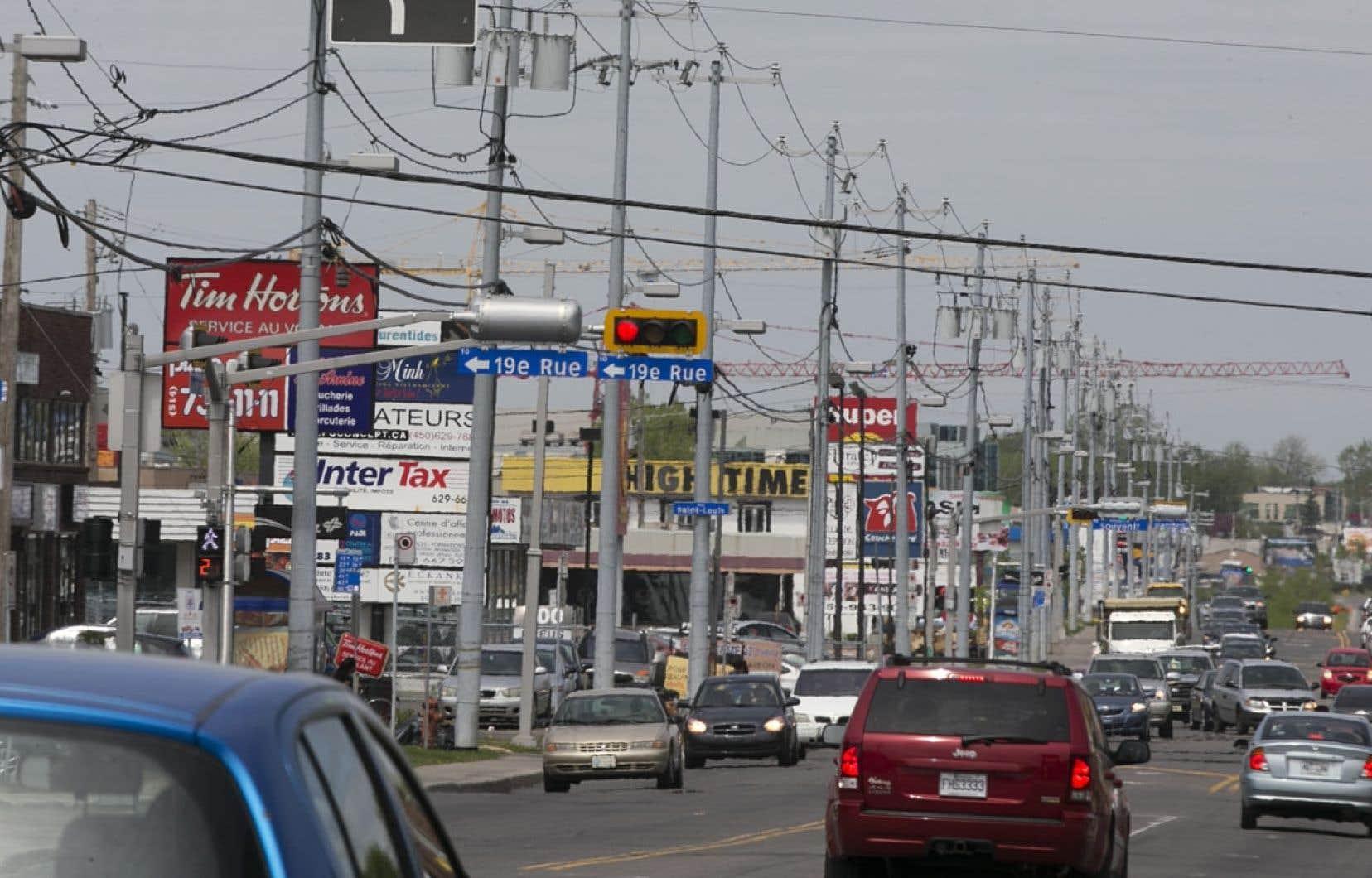 «De plus en plus, les banlieues sont perçues comme des lieux où les choix sont limités », dit l'urbaniste Brent Toderian.