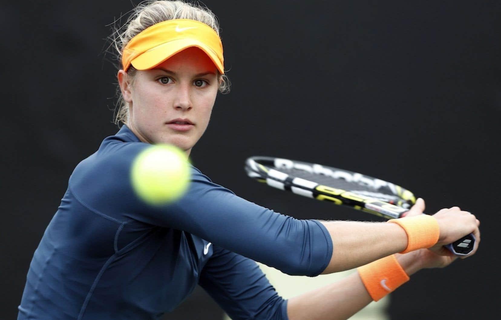 Eugenie Bouchard s'est inclinée devant Alizé Cornet, 31e joueuse au monde.