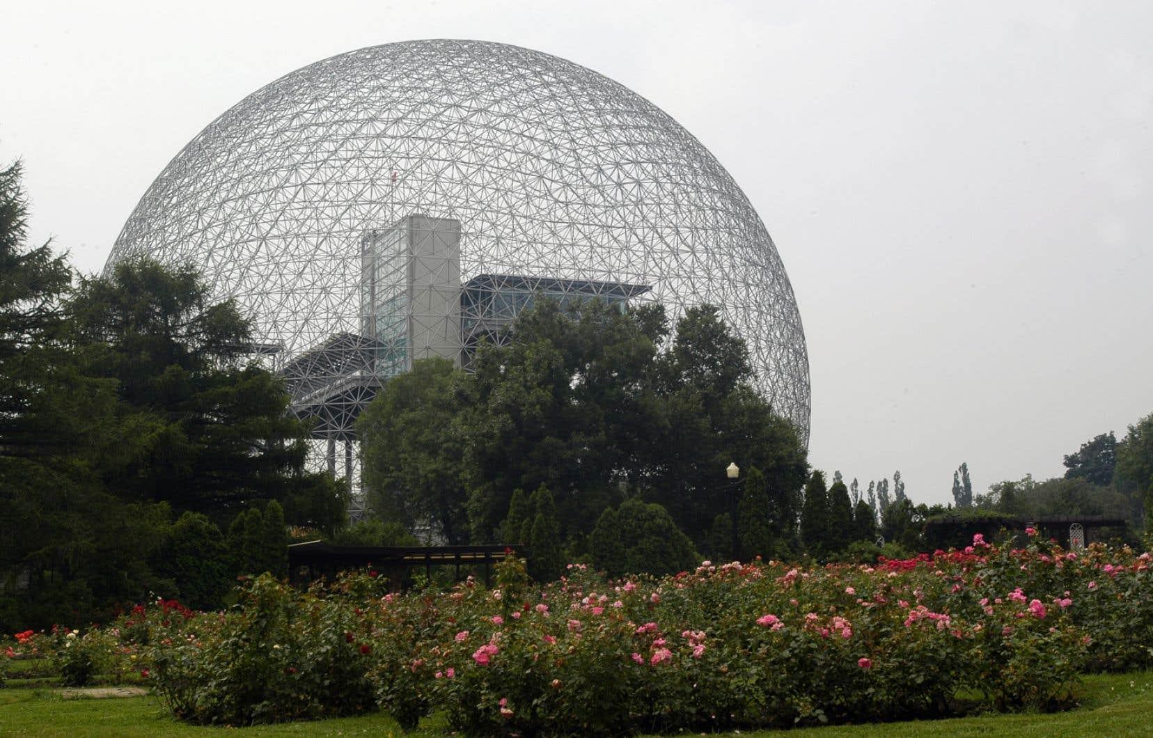 Le sort réservé à la Biosphère n'a pas que des impacts touristiques. Environnement du Canada fut un grand producteur de connaissances scientifiques et techniques.