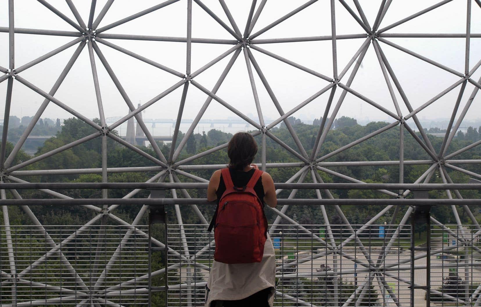 Le musée de l'environnement de la Biosphère est le seul du genre en Amérique du Nord.