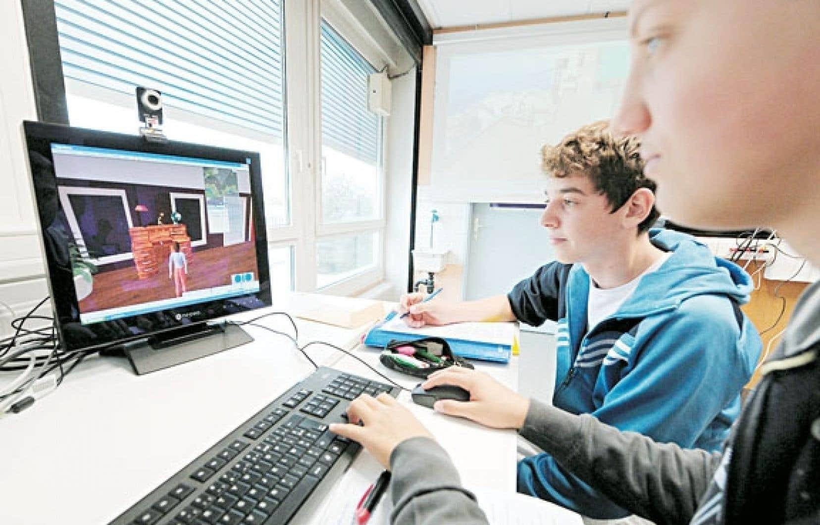 Action TI a dans ses cartons des projets pour intéresser les jeunes à travailler dans le secteur des technologies de l'information.