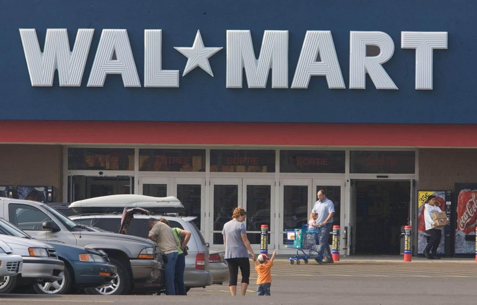 Lors d'un premier affrontement en Cour suprême, en 2009, six juges contre trois ont donné raison à Wal-Mart.