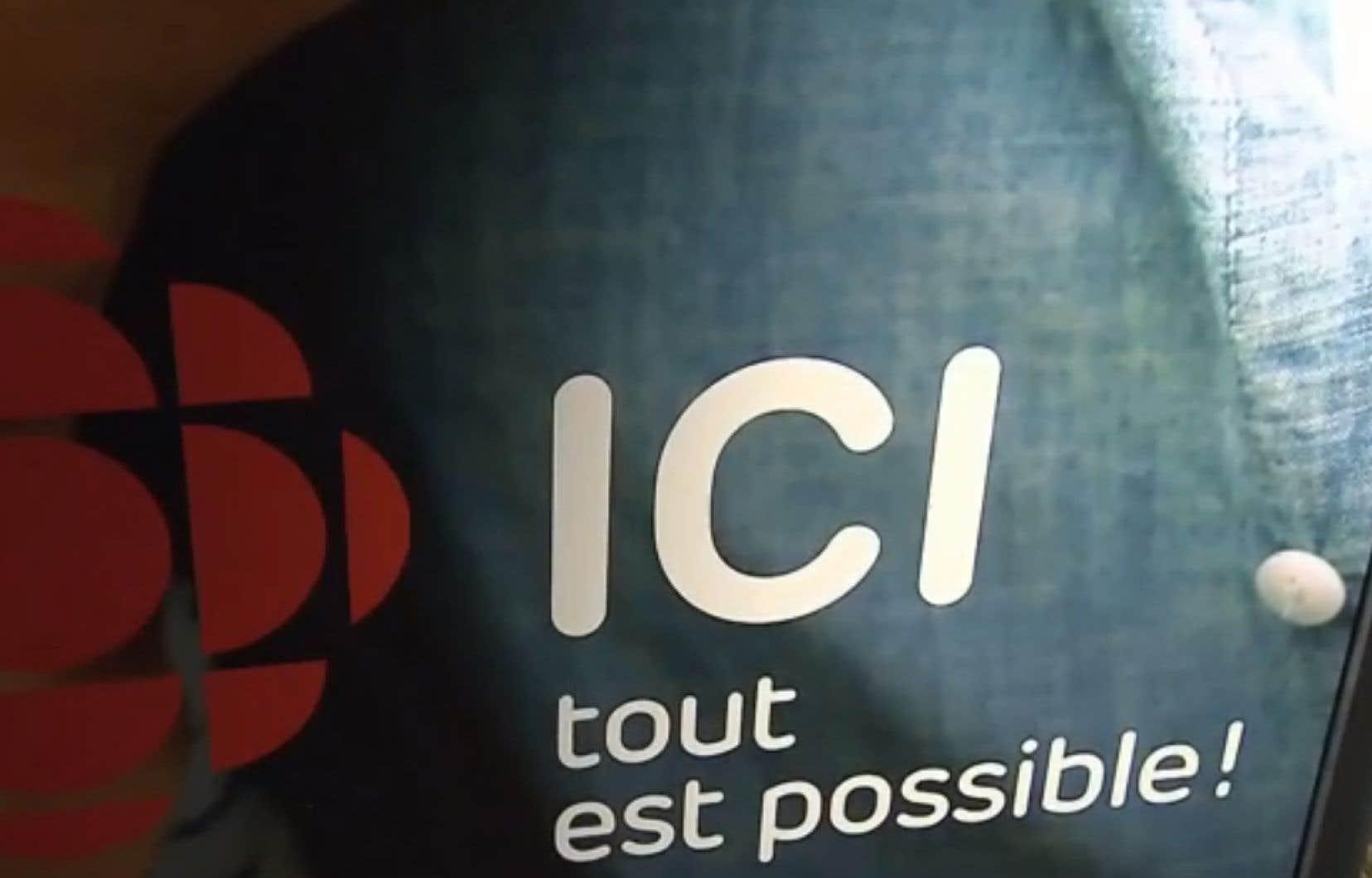 La Télévision de Radio-Canada deviendra donc ICI Télé. La Première Chaîne changera pour ICI Première. Il y aura dorénavant ICI Artv, ICI Explora, ICI.ca, ICI Tou.tv, etc.