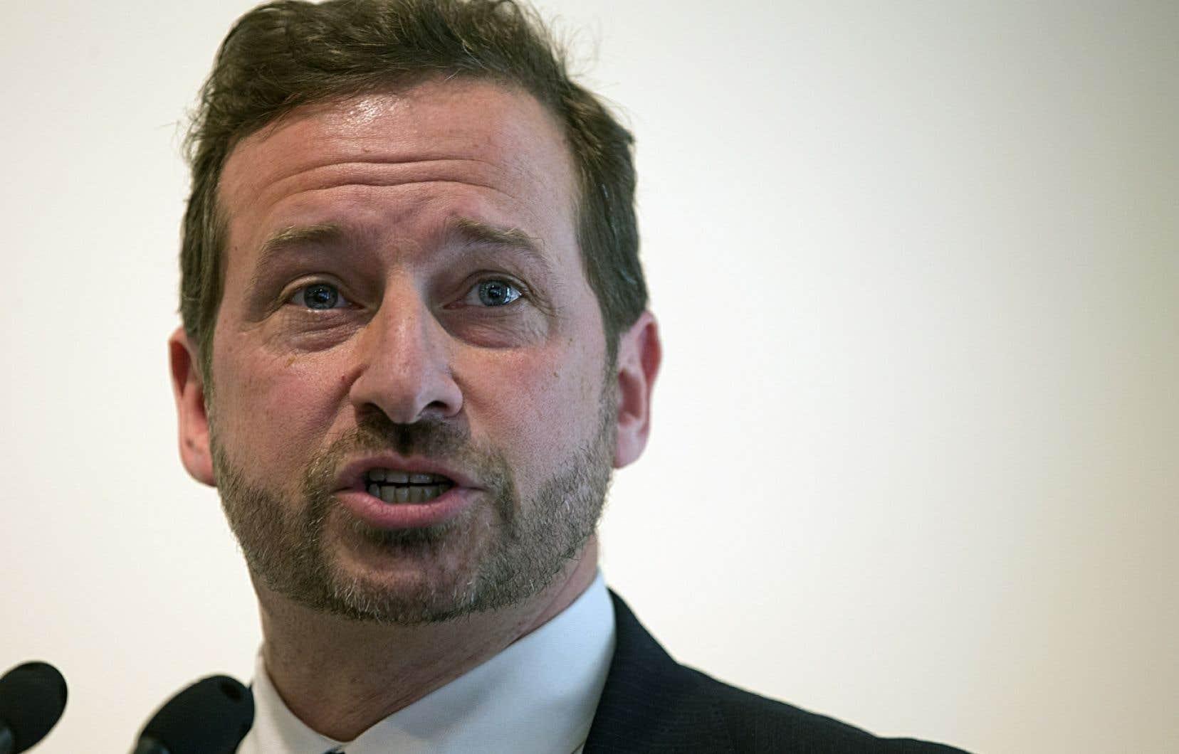Le ministre Blanchet a affirmé récemment au Devoir que le gouvernement comptait permettre aux pétrolières de mener des travaux d'exploration sur l'île d'Anticosti, incluant des opérations de fracturation.