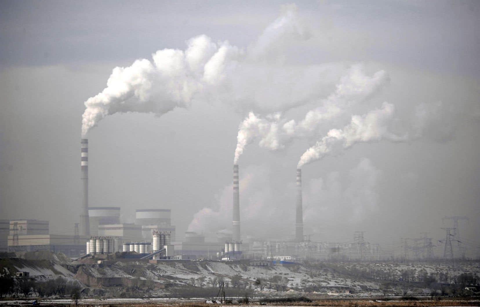 La Terre se dirige présentement vers une hausse des températures de pas moins de 5,3 °C par rapport à l'époque préindustrielle.