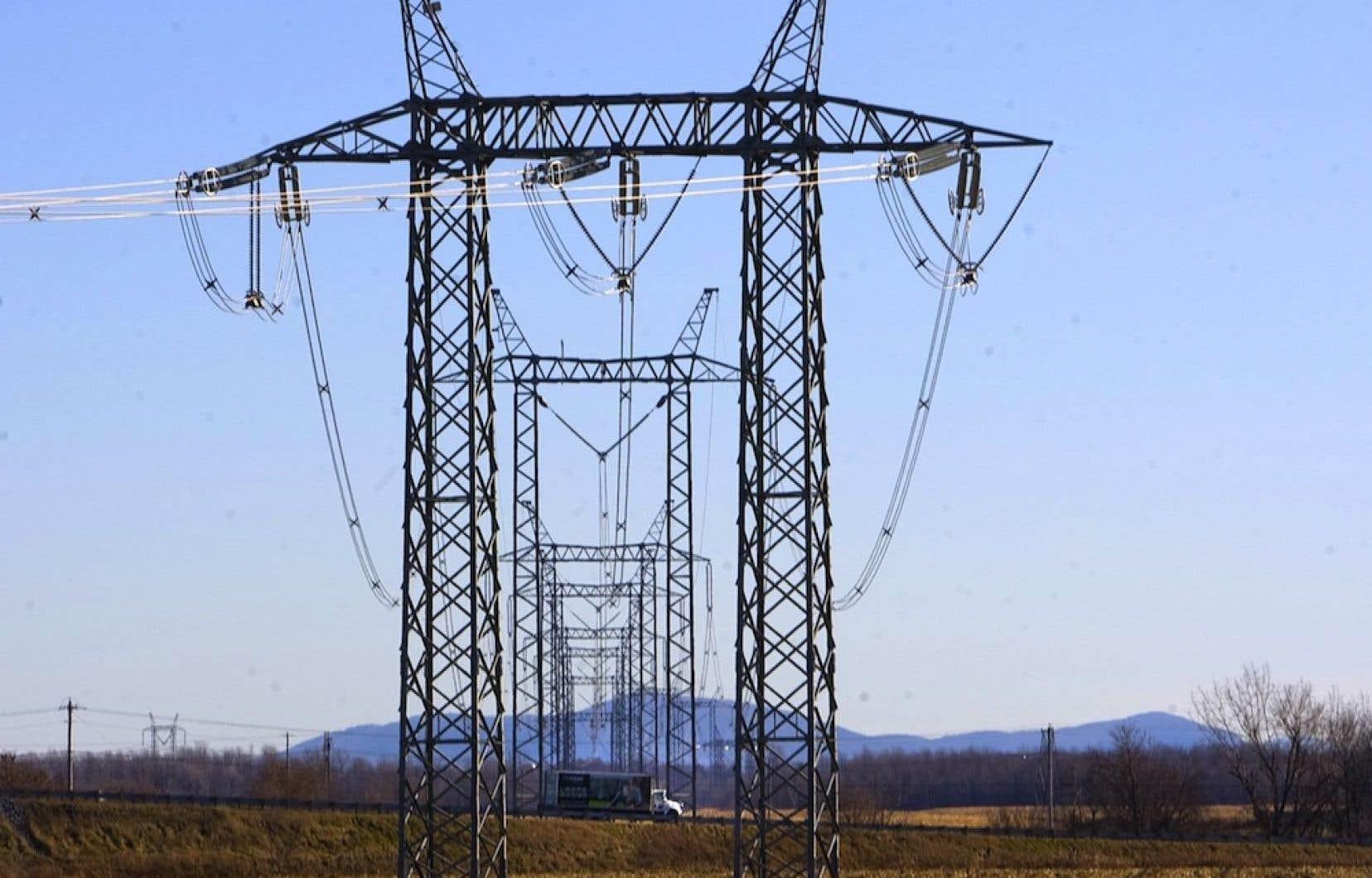 Selon le RQIC, la liste des achats de biens exclus dans l'offre sur Hydro-Québec suggère que les Européens pourraient notamment participer aux appels d'offres portant sur la construction de nouveaux réseaux de distribution.