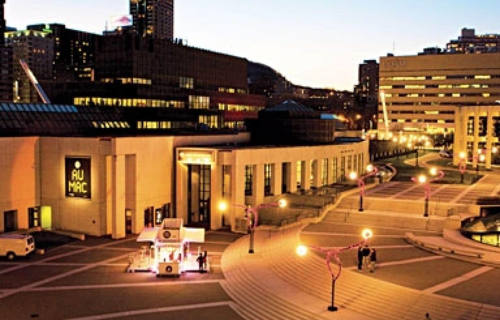 Le Musée d'art contemporain de Montréal
