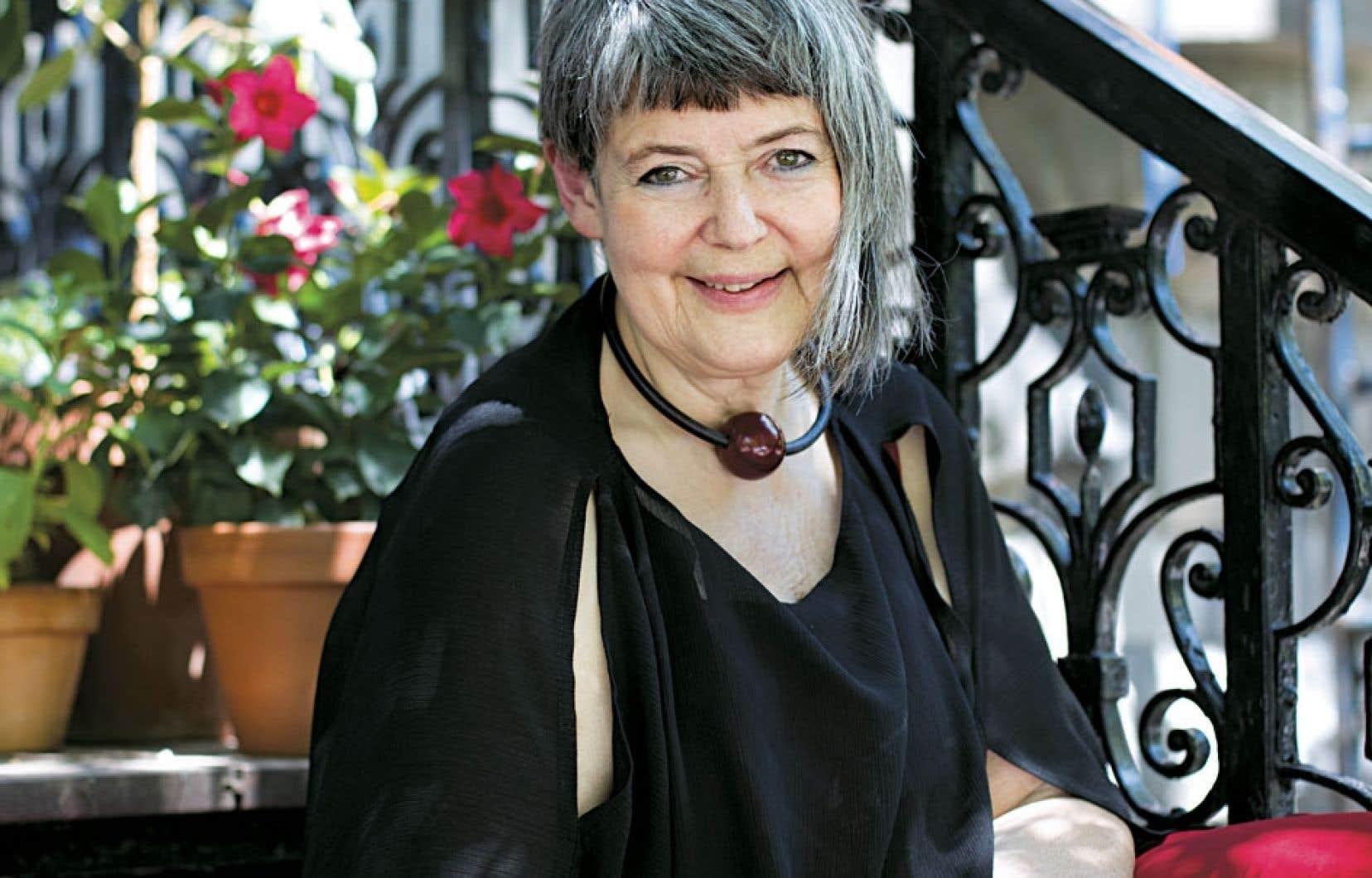 La gambiste Susie Napper tirera sa révérence après dix années à la barre du festival Montréal baroque.