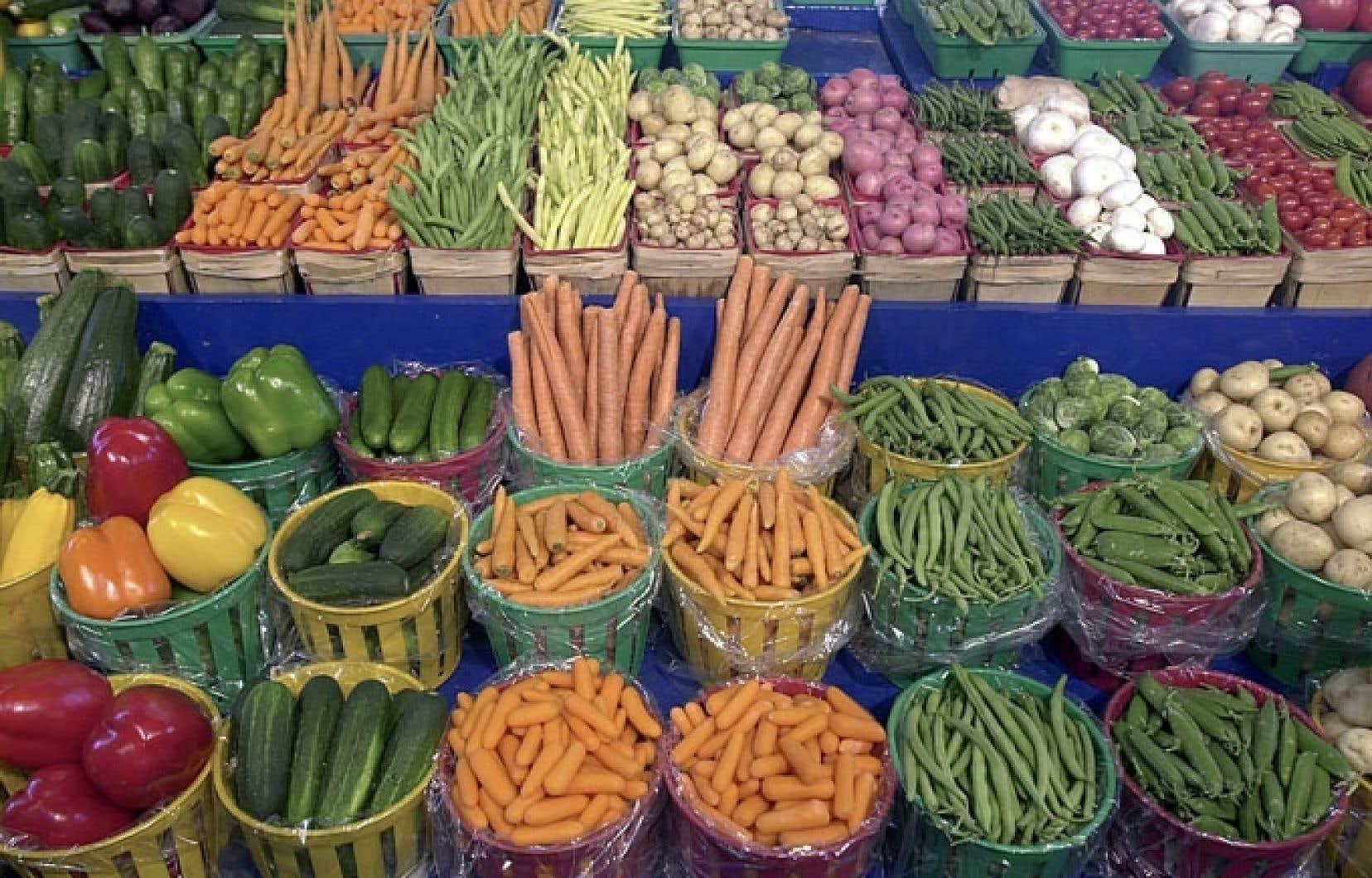 L'horloge biologique des fruits et des légumes continue de fonctionner plusieurs jours après qu'ils ont été récoltés.