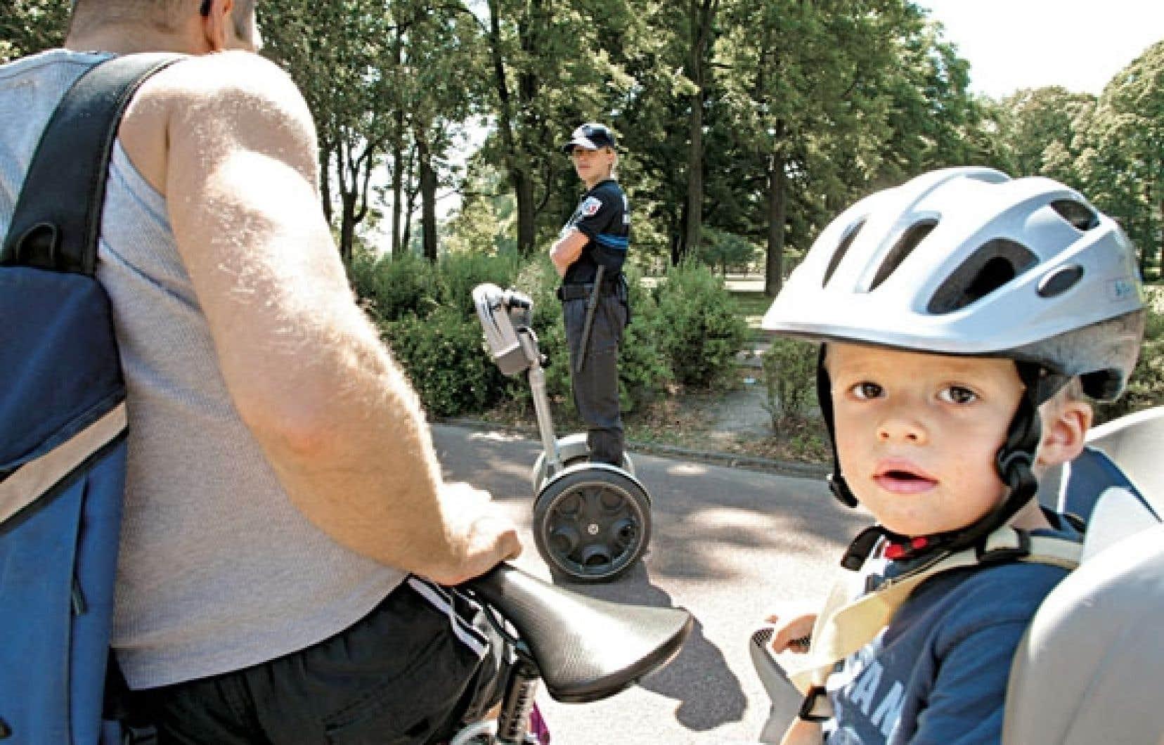 L'utilisation du vélo chez les jeunes n'a pas diminué après l'adoption d'une telle loi.