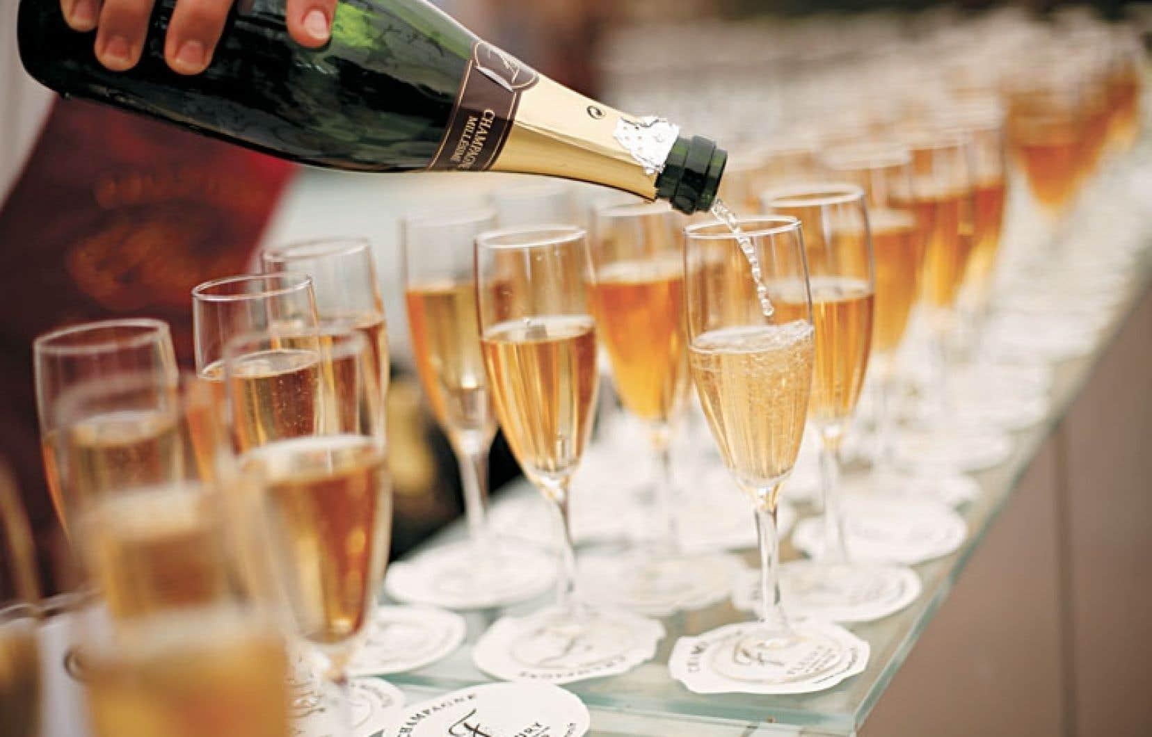 Champagne qui ne donne pas mal tete