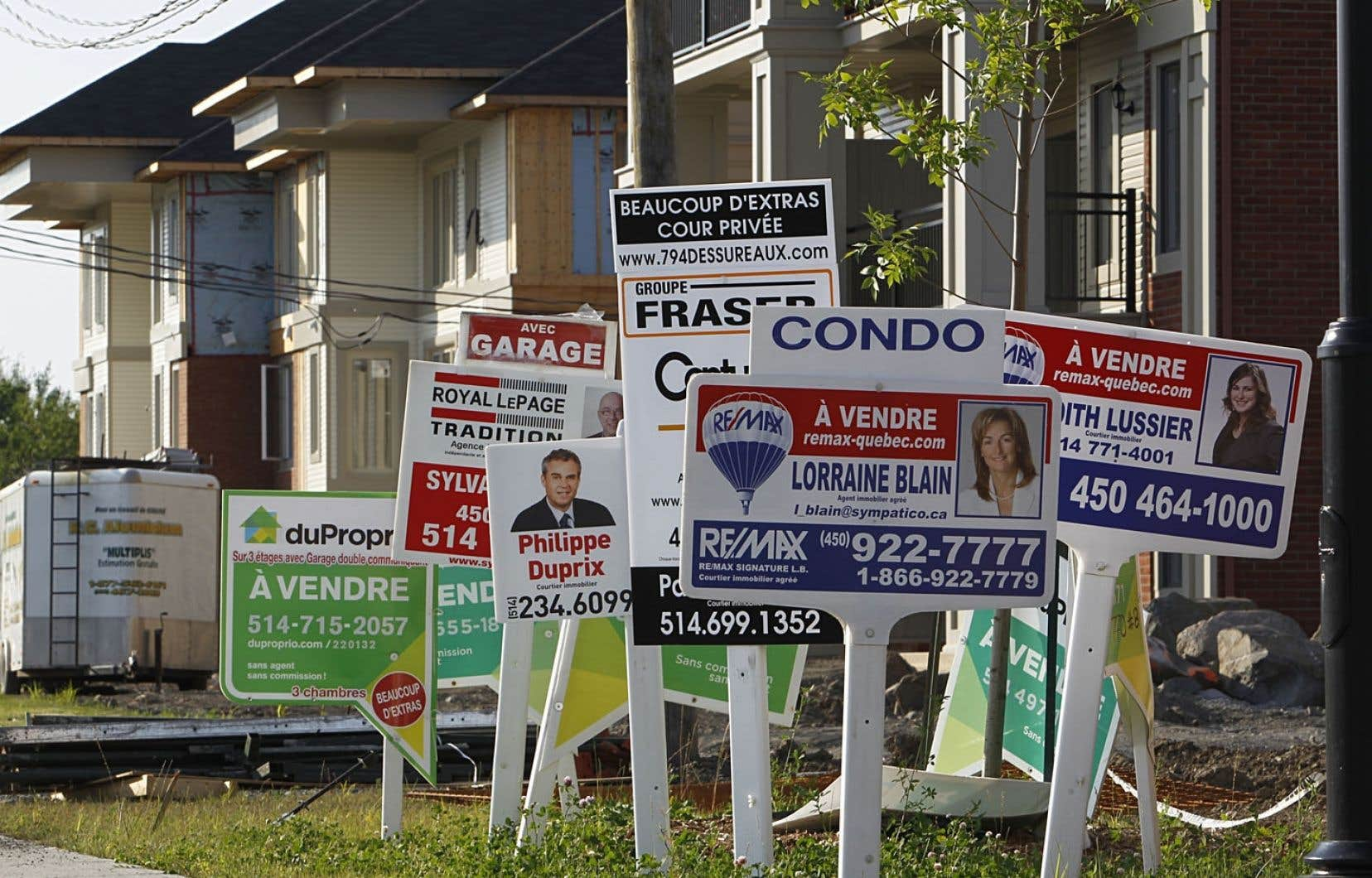 Selon le sondage de BMO Marchés des capitaux, 81% des Québécois ont acheté leur propriété comme prévu ou même devancé leur achat.