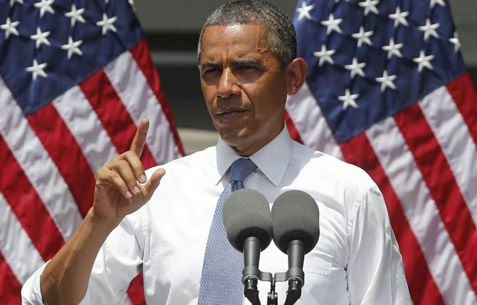 «Un commerce libre et équitable de part et d'autre de l'Atlantique soutiendra des millions d'emplois américains bien payés», avait déclaré le président américain Barack Obama en février, amorçant le début de ce processus destiné à contourner l'impasse des discussions multilatérales à l'Organisation mondiale du commerce (OMC).