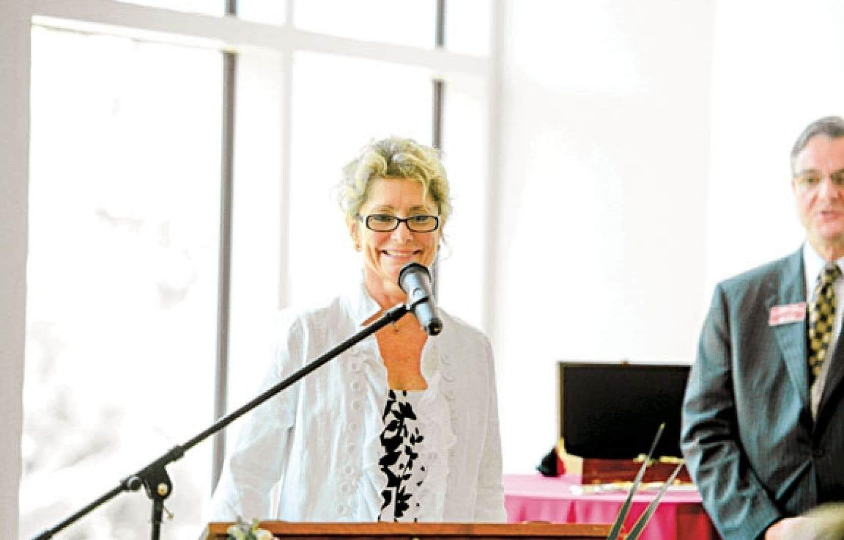 L'ex-danseuse Miryam Moutillet est la directrice du programme de danse à l'Union College.