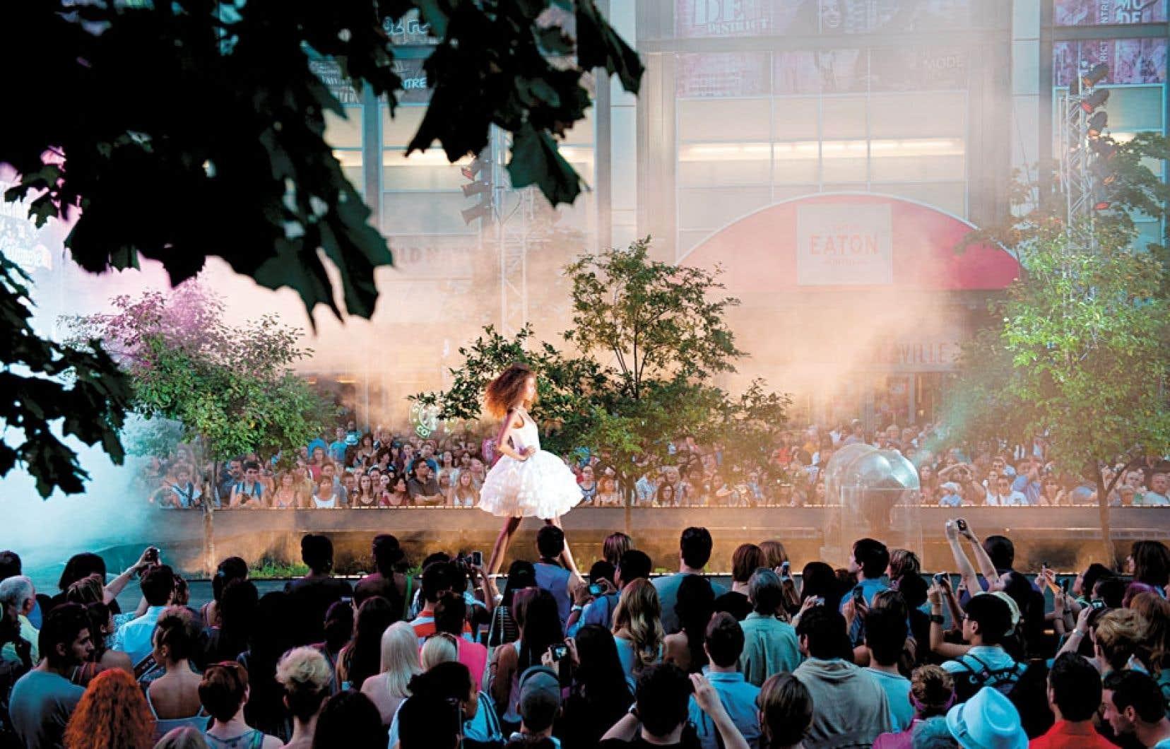 La 13e édition du Festival Mode & Design envahira l'avenue McGill du 31 juillet au 3 août prochain.